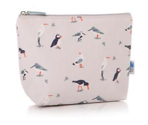 RSPB-Licensed-Bird-Gift-Puffin-Large-Cosmetic-Wash-Oilcloth-Makeup-Bag-Bags-Gift