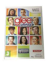 New Karaoke Revolution Glee by Konami for Ninetendo Wii - PAL