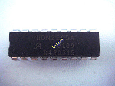 1PCS UDN2595A 8-CHANNEL SATURATED SINK DRIVER DIP18