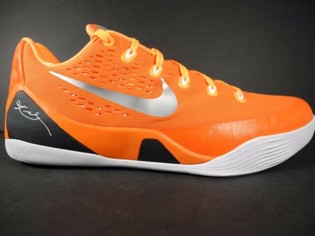 2729e8ea1f1e Nike Men Kobe IX EM TB Basketball Shoes Sz 14 Orange 685776-808 for ...