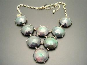 22-Nordstrom-Faux-Black-Opal-Opalescent-Faceted-Cabochon-Necklace-Goldtone-20-034