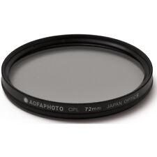 """AGFA Circular Polarizing Glass Filter (CPL), 72mm 72 APCPL72 """