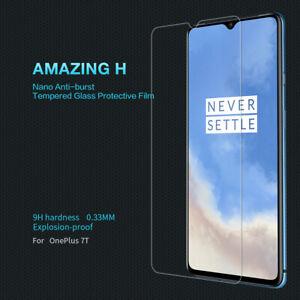 Nillkin-H-Anti-Explosion-verre-trempe-Protecteur-d-039-ecran-pour-OnePlus-7-T
