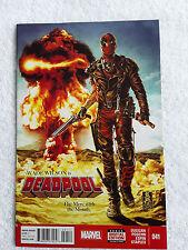 Deadpool #41 (March 2015, Marvel) 1st Printing Fine+
