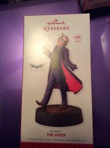 Hallmark Keepsake 2013 Batman The Joker Ornament