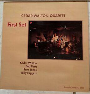 CEDAR-WALTON-Pre-Owned-LP-FIRST-SET-Rarely-Played-SCS1085