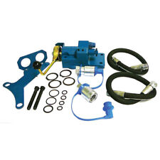 Remote Auxiliary And Hydraulic Valve Kit For 3cyl Models Fits In Fits Ford 600 7
