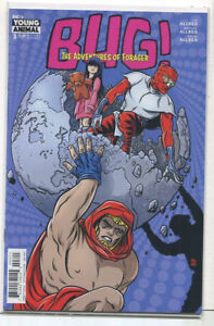 Bug-The-Adventures-Of-Forger-3-NM-Cover-A-DC-Comics-CBX19