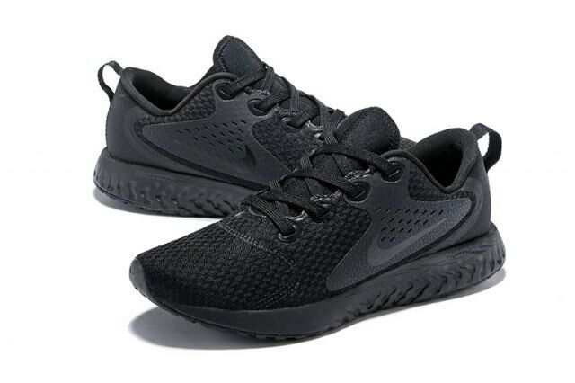 Men's Nike Odyssey React Running shoes Black Black Sizes 8-13 NIB AO9819-010