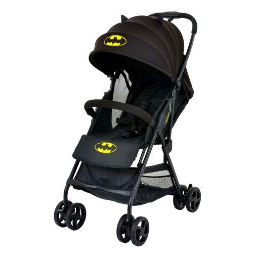 Kids Embrace DC Comics Batman Lightweight Adjustable Compact Toddler Stroller