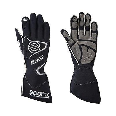Sparco Tide Racing Glove Black XXS / 7 Go Kart Karting Race Racing