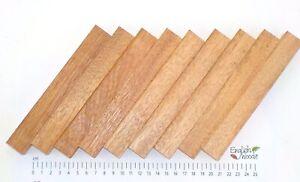 10-Sapele-Mahogany-Woodturning-Pen-Blanks-160-x-20-x-20mm-10-Pack-Wood-carving