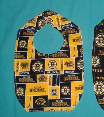 NEW BABY BIB BOSTON BRUINS HOCKEY TEAM NHL SHIP DISCOUNTS