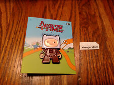 "kidrobot Adventure Time Keychain 1.5/"" Opened Blind Box New Finn the Human"