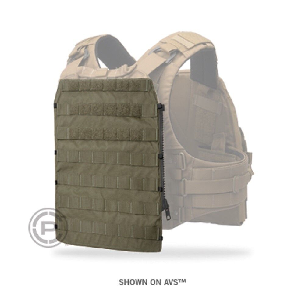 Crye Precision MOLLE Zip-On Panel 2.0 - Ranger Green - Small   Medium
