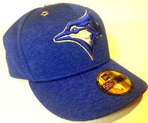 8c3ed056ffe New Era Toronto Blue Jays Fitted Hat Blue LEAF For jordan 4 retro ...