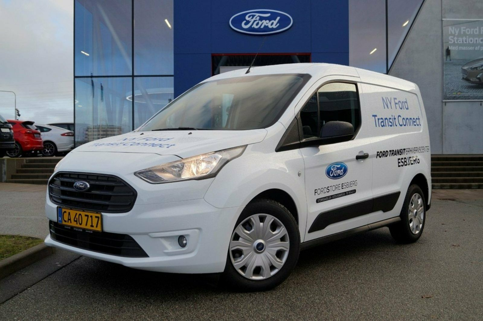Ford Transit Connect 1,5 TDCi 100 Trend kort