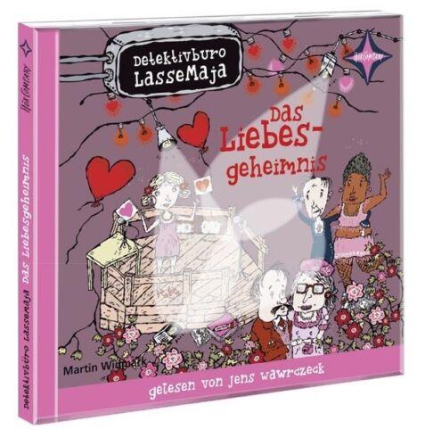 1 von 1 - Martin Widmark - Detektivbüro LasseMaja - Das Liebesgeheimnis