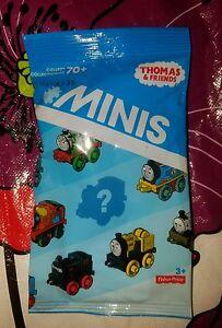 NEW-Thomas-amp-Friends-Train-Minis-2015-35-Old-School-Luke-Sealed-Blind-Bag