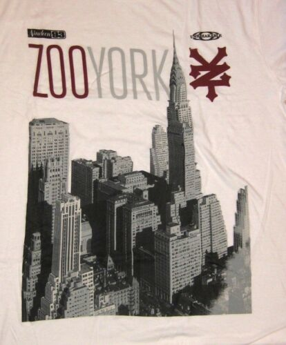 """Zoo York /""""NYC PHOTO WHITE/"""" Adult Men/'s T-Shirt Tee Brand New with Tags"""