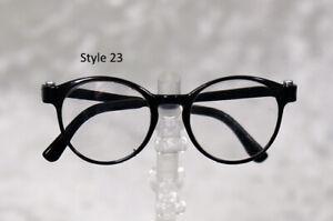 1-3-1-4-BJD-SD-60cm-45-eye-glasses-eyeglasses-Dollfie-black-clear-lens-Style-23