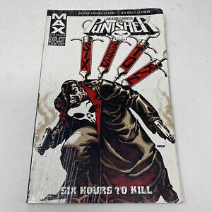 The-Punisher-Frank-Castle-Six-Hours-to-Kill-TPB-Trade-Paperback-SWIERCZYNSKI