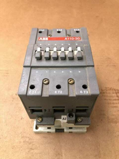 ABB Contactor A110-30-11-84   eBay