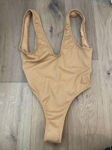 minimale animale Swimsuit One Piece Size S