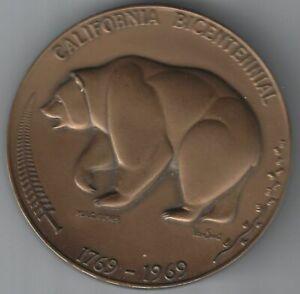 """1979 2 1//2/"""" Lincoln Bronze Medal Medallic Art Co. Energy Medal"""