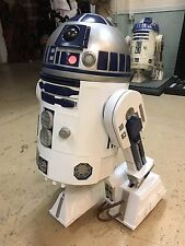 Life Size Remote Controlled Star Wars R2D2 with Lights and Sound Full Size Prop!
