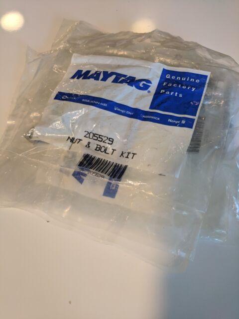 GENUINE MAYTAG Nut & Bolt Kit 205529