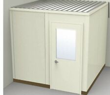 Used Office 8 X 18 One Door With Roof Portable Mobile Insulated Office Exc Co