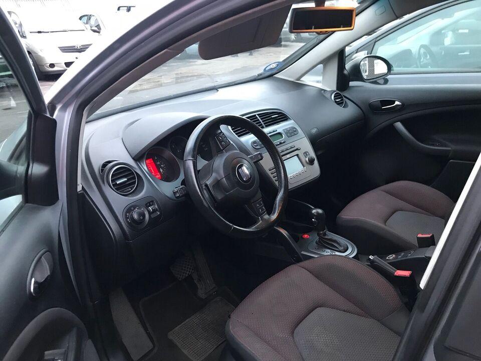 Seat, Altea, 2,0 TDi 140 Stylance DSG Van