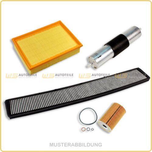 Inspektionskit filtro paquete Filterset mercedes w463 a partir de 09.2000 r230 280-500