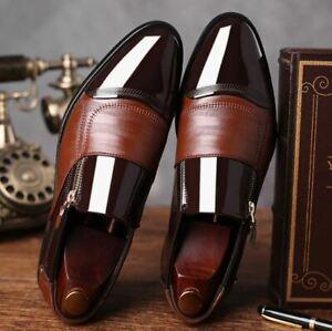 Details About Zapato Para Hombre Zapatos De Vestir Elegantes Moda Nuevo Botas De Hombres Mejor