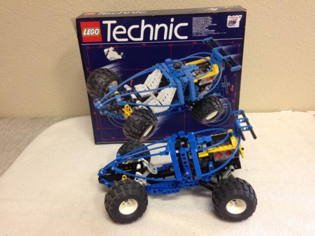 Lego Technic Future Car 8437 Mib For Sale Online Ebay