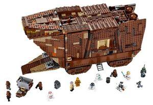Initiative Lego 75059 Star Wars - Sandcrawler - New CéLèBre Pour Ses MatièRes PremièRes De Haute Qualité, Sa Gamme ComplèTe De SpéCifications Et De Tailles, Et Sa Grande VariéTé De Dessins Et De Couleurs