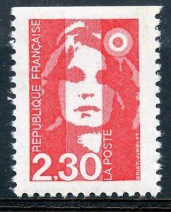 STAMP / TIMBRE FRANCE NEUF  N° 2629 ** MARIANNE DU BICENTENAIRE / DE CARNET