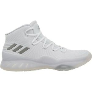 6a71b050a3cc Image is loading Mens-Adidas-Crazy-Explosive-2017-Basketball-Shoes-White-