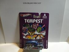 Hot Wheels Atari Tempest Blue '55 Chevy Panel Truck