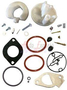 Fits-Briggs-amp-Stratton-Carburetor-Rebuild-Kit-Master-Overhaul-Nikki-Carbs-796184