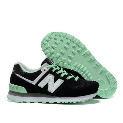 [New Balance] WL574CPC Women' Life Style Retro Sneakers Women Running Shoes