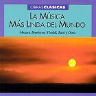 La Musica Mas Linda del Mundo by Various Artists (CD, Feb-2002, SPJ Music)