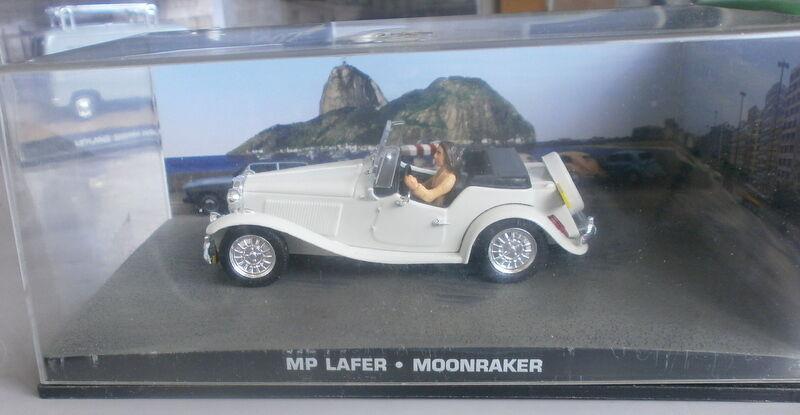 MP LAFER MOONRAKER 007  1 43
