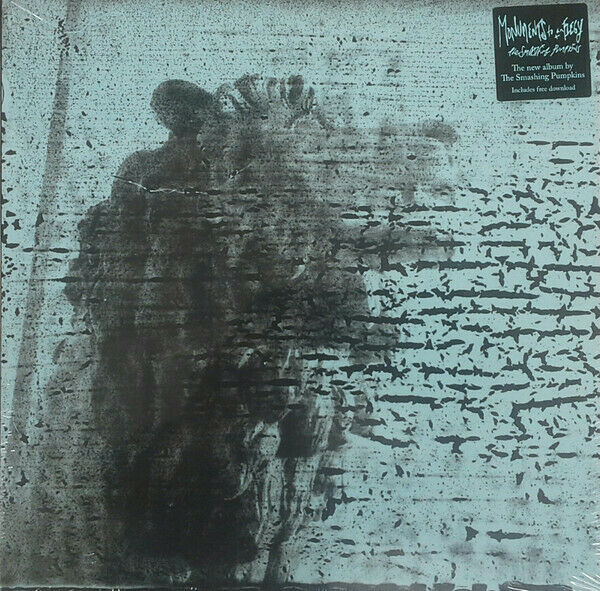 THE SMASHING PUMPKINS MONUMENTS TO AN ELEGY VINILE LP 180 GRAMMI new&sealed