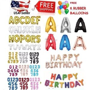16-034-30-034-Large-Foil-Letter-Number-Balloons-Birthday-Wedding-Party-Free-Balloons