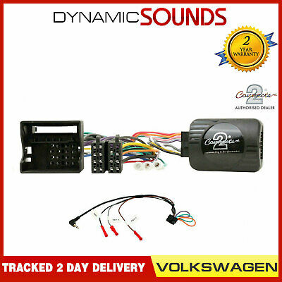 Connects2 CTSVW007.2 Steering Wheel Control Interface for VW Beetle Passat 2012/>