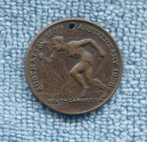 1788 Australia 150th Anniversary 1938 medal Arthur Phillip NSW  J-77