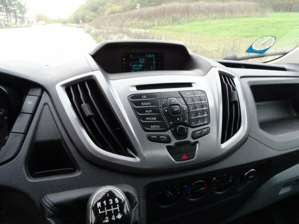 Ford Transit 350 L2 Chassis 2,2 TDCi 125 Trend H1 FWD billede 7