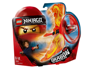 LEGO® NINJAGO™ 70647 Drachenmeister Kai NEU OVP_ OVP_ OVP_ Kai - Dragon Master NEW MISB 463237